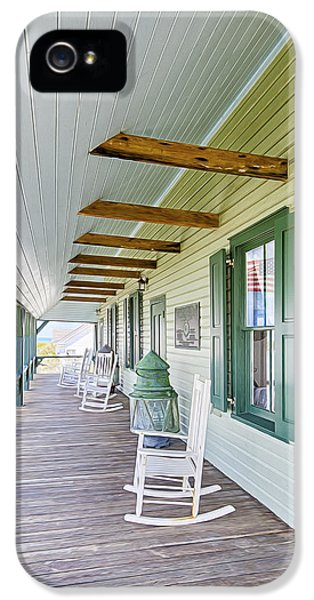 House Of Refuge IPhone 5 / 5s Case by Gregory W Leary