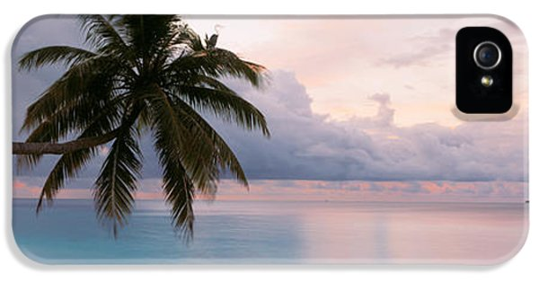 Indian Ocean iPhone 5 Cases - Indian Ocean Maldives iPhone 5 Case by Panoramic Images