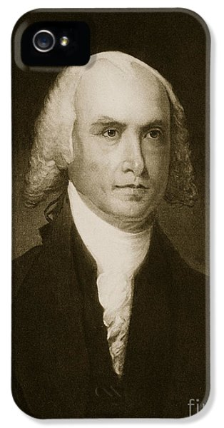 Fourth iPhone 5 Cases - James Madison iPhone 5 Case by American School