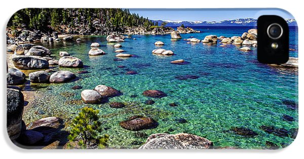 Lake Tahoe Waterscape IPhone 5 / 5s Case by Scott McGuire