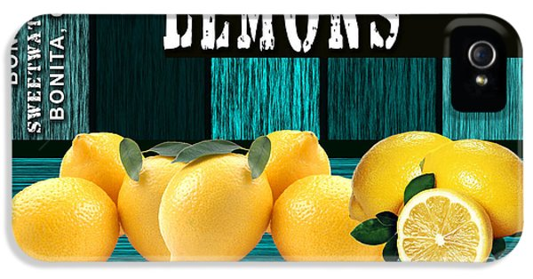 Lemon Farm IPhone 5 / 5s Case by Marvin Blaine
