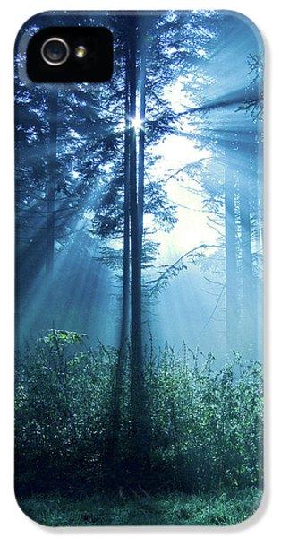 Light iPhone 5 Cases - Magical Light iPhone 5 Case by Daniel Csoka