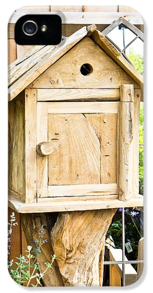 Nesting Box IPhone 5 / 5s Case by Tom Gowanlock