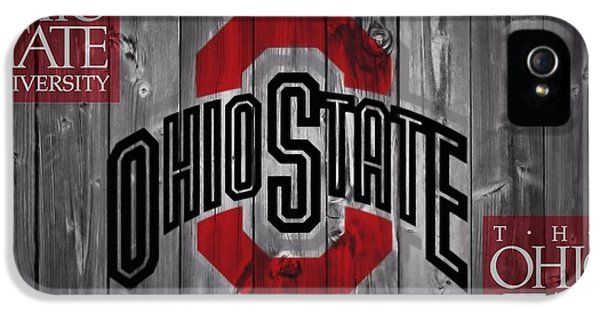 Ohio State Buckeyes IPhone 5 / 5s Case by Dan Sproul