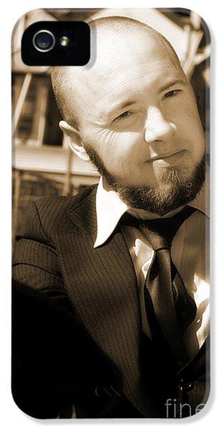 Greet iPhone 5 Cases - Olden Day Salutations iPhone 5 Case by Ryan Jorgensen