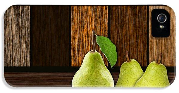 Pear Farm IPhone 5 / 5s Case by Marvin Blaine
