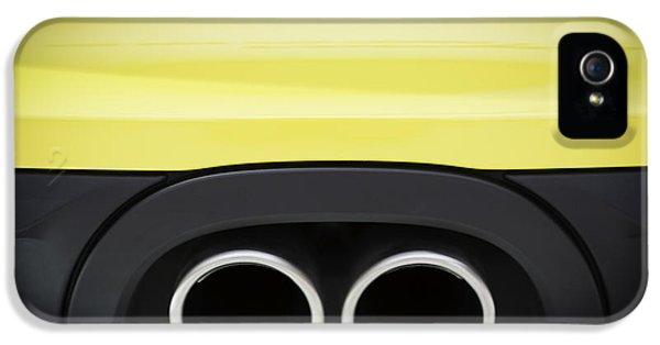 Automobile iPhone 5 Cases - Porsche Cayman S iPhone 5 Case by Sebastian Musial