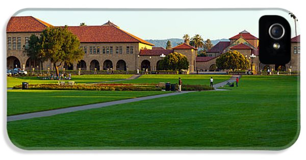 Stanford University Campus, Palo Alto IPhone 5 / 5s Case by Panoramic Images