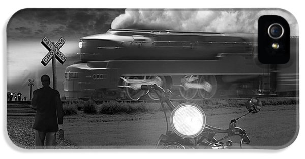 The Wait IPhone 5 / 5s Case by Mike McGlothlen