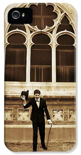 Vintage Greeting IPhone 5 / 5s Case by Jorgo Photography - Wall Art Gallery