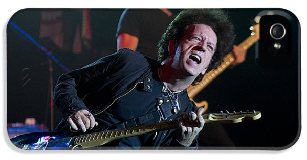 Willie Nile IPhone 5 / 5s Case by Jeff Ross