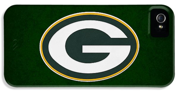 Padded iPhone 5 Cases - Green Bay Packers iPhone 5 Case by Joe Hamilton