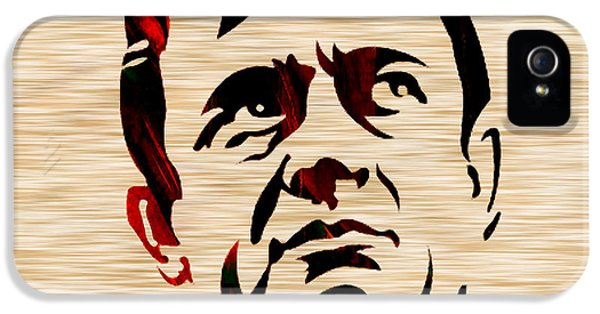Johnny Cash IPhone 5 / 5s Case by Marvin Blaine