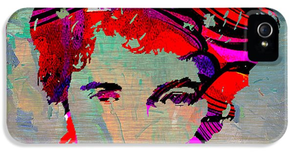 Born To Run iPhone 5 Cases - Bruce Springsteen iPhone 5 Case by Marvin Blaine