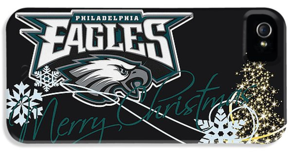Philadelphia Eagles IPhone 5 / 5s Case by Joe Hamilton