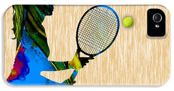 Tennis IPhone 5 / 5s Case by Marvin Blaine