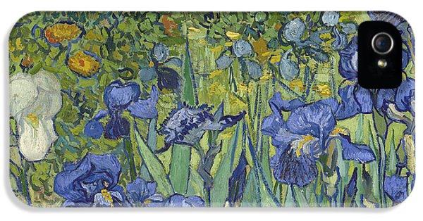 Irises IPhone 5 / 5s Case by Vincent Van Gogh