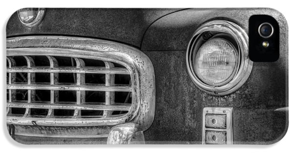 1950 Nash Statesman IPhone 5 / 5s Case by Scott Norris