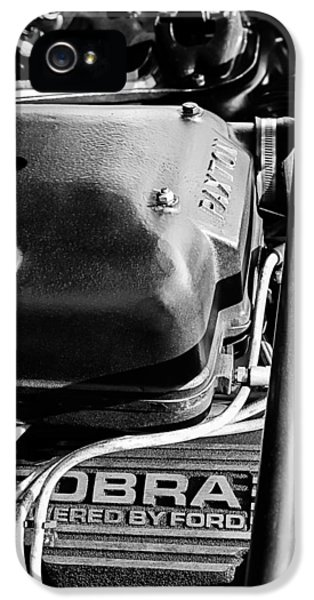 1965 Shelby Prototype Ford Mustang Paxton IPhone 5 / 5s Case by Jill Reger