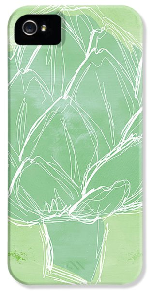 Artichoke IPhone 5 / 5s Case by Linda Woods