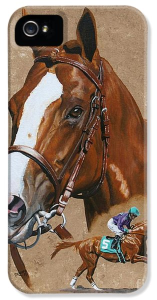 California Chrome IPhone 5 / 5s Case by Pat DeLong
