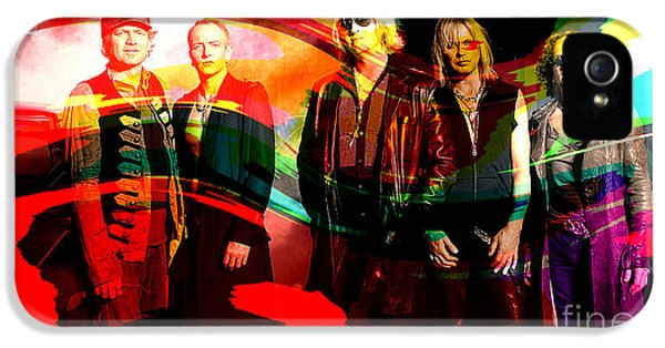 Def Leppard IPhone 5 / 5s Case by Marvin Blaine