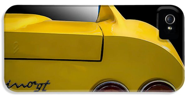 Badge iPhone 5 Cases - Ferrari Dino iPhone 5 Case by Douglas Pittman