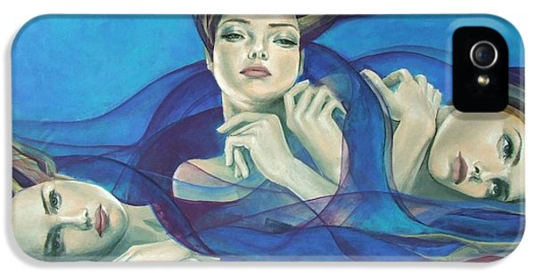 Thought iPhone 5 Cases - Fragments of longing  iPhone 5 Case by Dorina  Costras