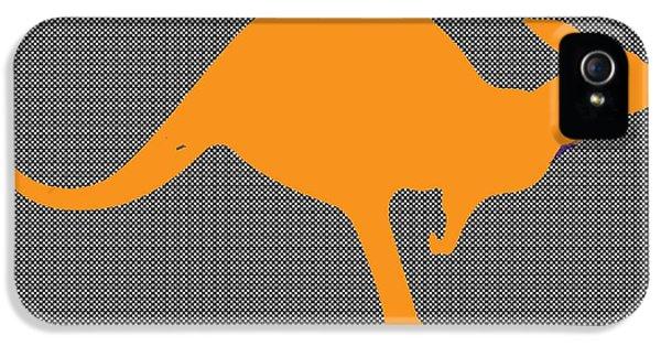 Kangaroo IPhone 5 / 5s Case by Manik