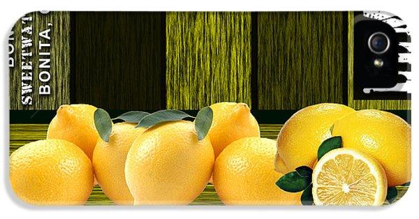 Lemon Farm IPhone 5 / 5s Case by Marvin Blaine