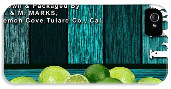 Lime Farm IPhone 5 / 5s Case by Marvin Blaine