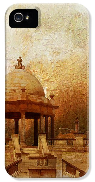 Pakistan iPhone 5 Cases - Makli Hill iPhone 5 Case by Catf