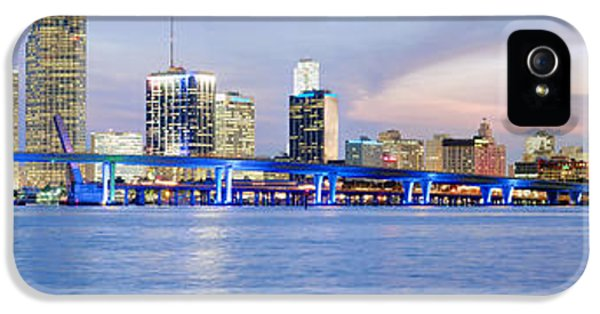 Miami 2004 IPhone 5 / 5s Case by Patrick M Lynch