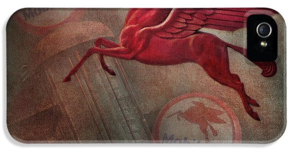 Pegasus IPhone 5 / 5s Case by David and Carol Kelly