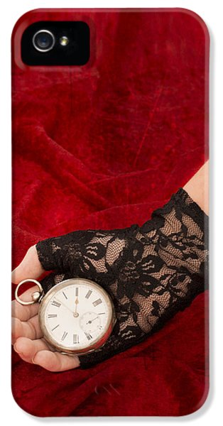 Timepiece iPhone 5 Cases - Pocket Watch iPhone 5 Case by Amanda And Christopher Elwell