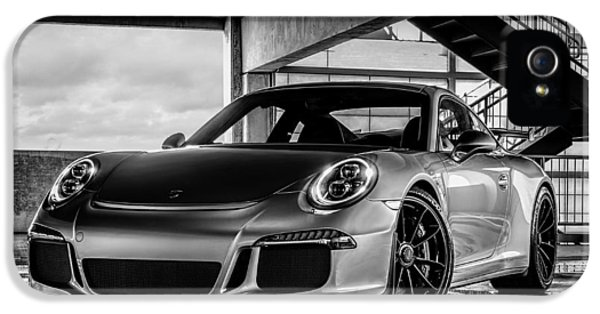 Porsche 911 Gt3 IPhone 5 / 5s Case by Douglas Pittman