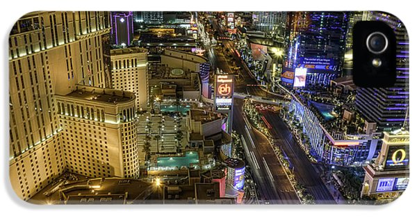 Hdr iPhone 5 Cases - Sin City iPhone 5 Case by Eddie Yerkish