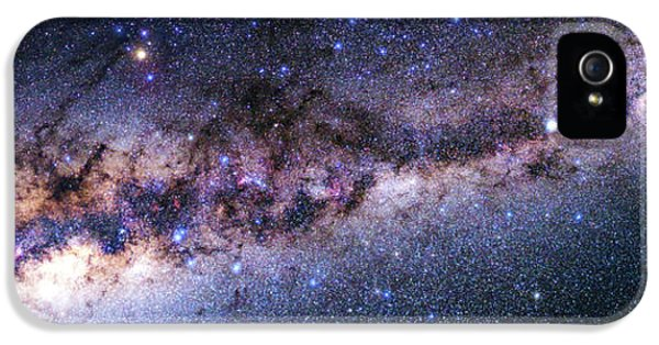 Southern View Of The Milky Way IPhone 5 / 5s Case by Babak Tafreshi
