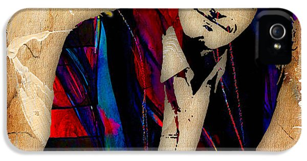 Tim Buckley Collection IPhone 5 / 5s Case by Marvin Blaine