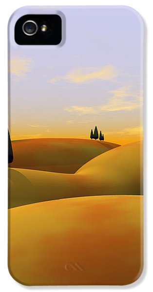 Toscana 3 IPhone 5 / 5s Case by Cynthia Decker