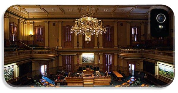 Usa, Colorado, Denver, Colorado State IPhone 5 / 5s Case by Walter Bibikow