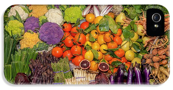 Usa, Massachusetts, Boston, Boston Food IPhone 5 / 5s Case by Jim Engelbrecht