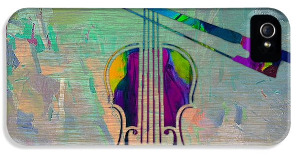 Violin  IPhone 5 / 5s Case by Marvin Blaine