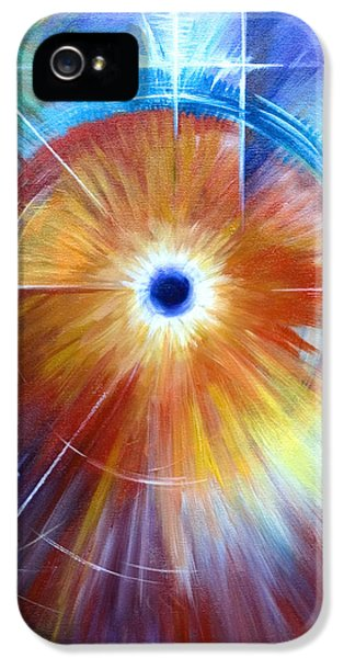 Vortex IPhone 5 / 5s Case by James Christopher Hill