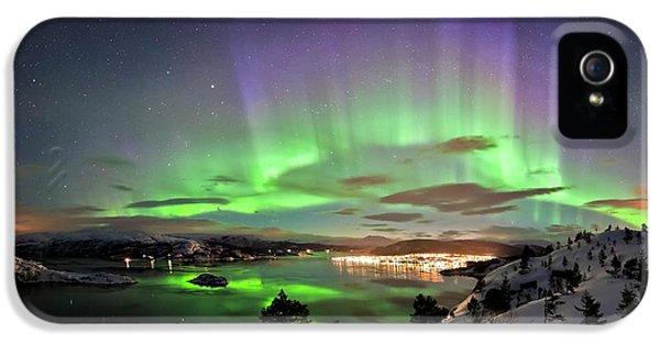 Aurora Borealis IPhone 5 / 5s Case by Tommy Eliassen