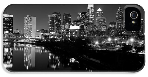 23 Th Street Bridge Philadelphia IPhone 5 / 5s Case by Louis Dallara