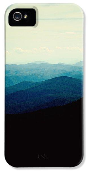 Blue Ridge Mountains IPhone 5 / 5s Case by Kim Fearheiley