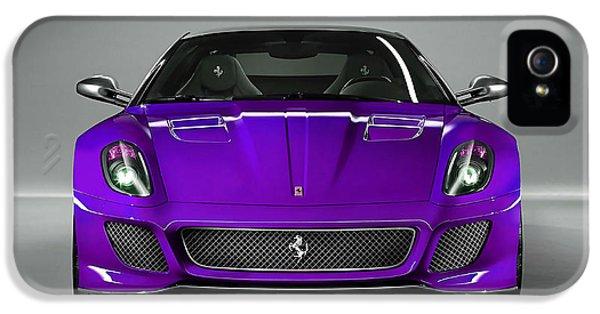 Ferrari 559 Gto Sports Car IPhone 5 / 5s Case by Marvin Blaine
