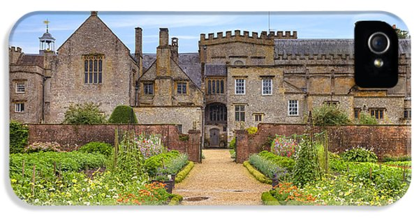 Garden iPhone 5 Cases - Forde Abbey iPhone 5 Case by Joana Kruse