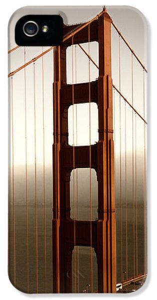 Lovely Golden Gate Bridge IPhone 5 / 5s Case by Melanie Viola